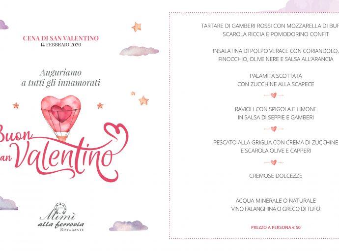 San Valentino 2020 – celebriamo insieme l'Amore