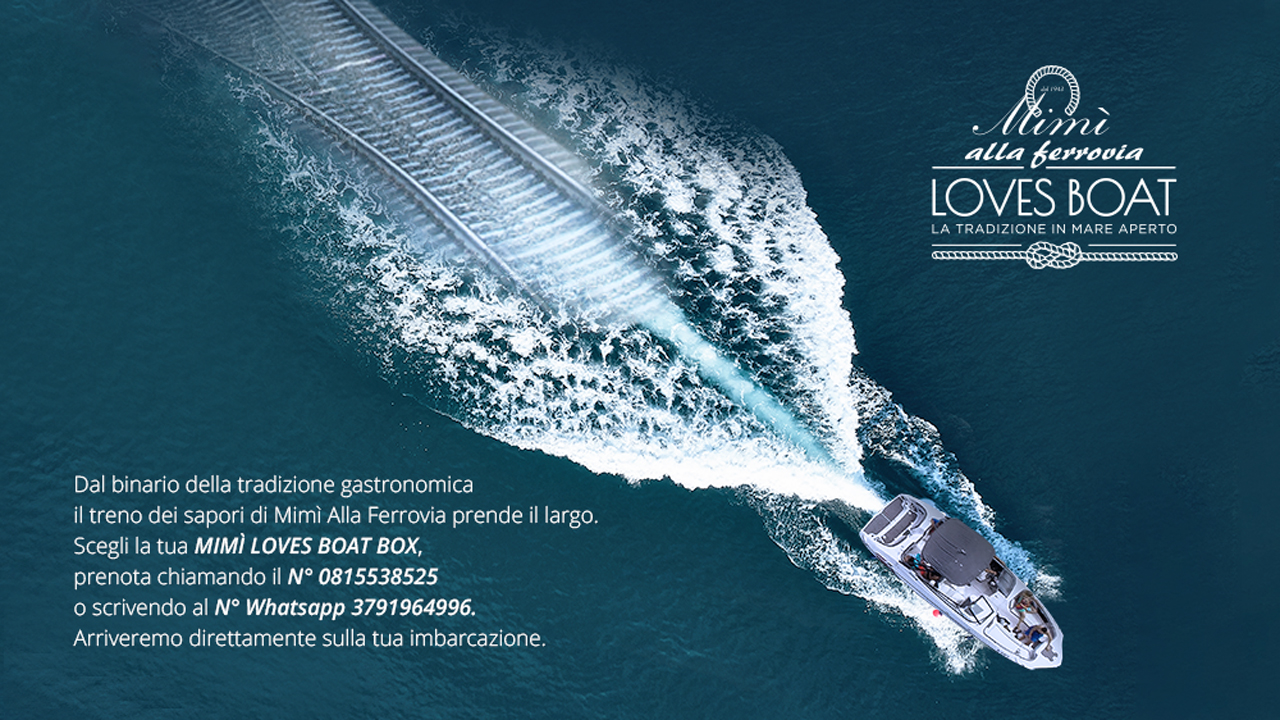 Speciale Mimì Loves Boat