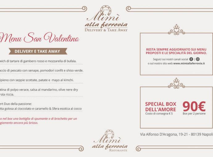 "Special Box San Valentino: ""A Perfect Match"""