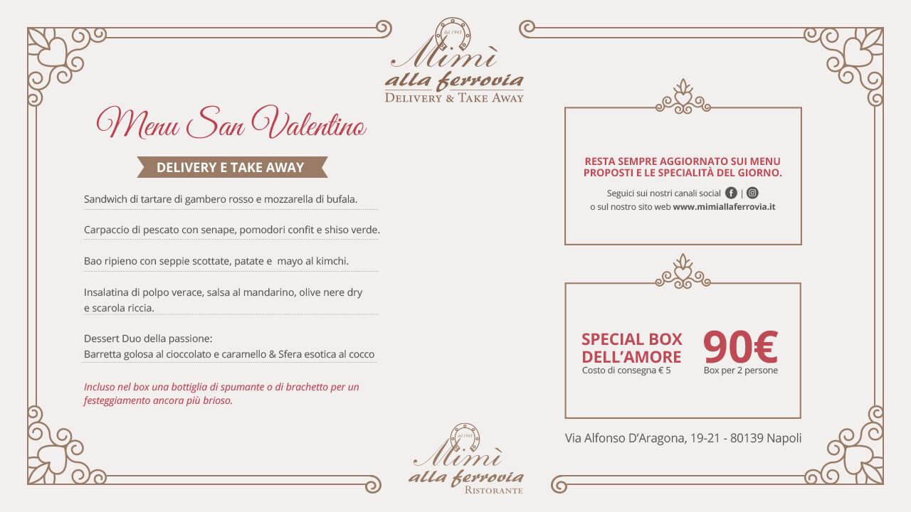 "Special Box San Valentino: ""A Perfect Match"""