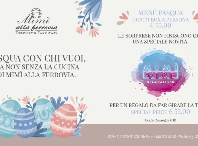 """Special Box di Pasqua: """"Le Sorprese di Mimì"""""""